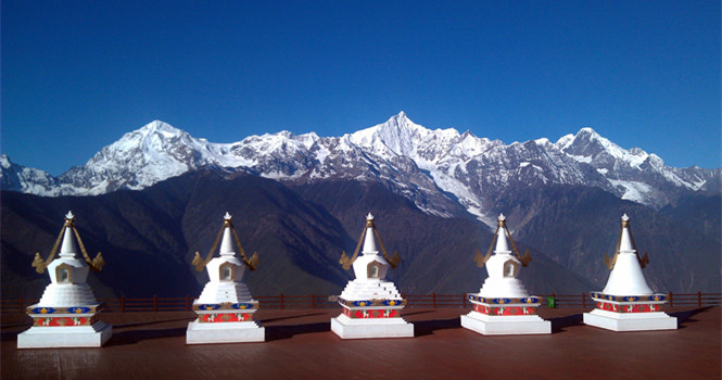 An encounter with the world's Shangri-la