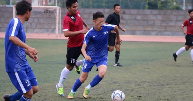 Goodwill games:Occasion to learn skills,meet friends and understand Yunnan