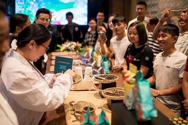 Starbucks opens first coffee origin store in Yunnan