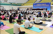 Yunnan celebrates International Yoga Day