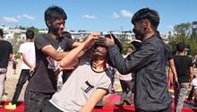 Hualian Festival of Yi ethnic group kicks off in Wenshan