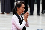 Myanmar commemorates fallen national heroes