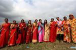 Celebration of Gaura festival held