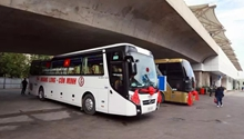 Kunming-Haiphong int'l coach service in trial operation