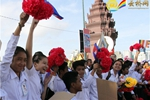 Cambodia marks 65th Independence Day