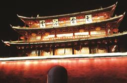 Century-old plaque tells stories of Jianshui
