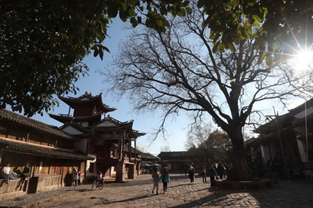 Shaxi: A beautiful old town for leisure