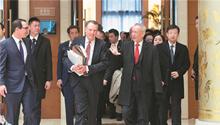 Aligning interests key to trade talks