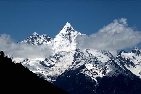 Meili Snow Mountain: signature of Yunnan