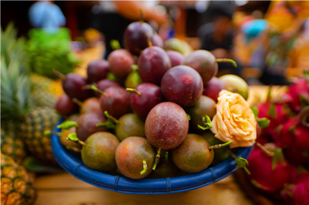Tropical fruit festival unveiled in Xishuangbanna