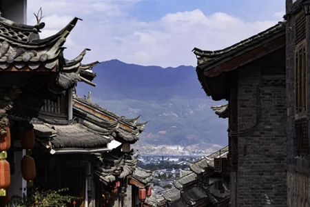 Come to have a home stay in Yunnan