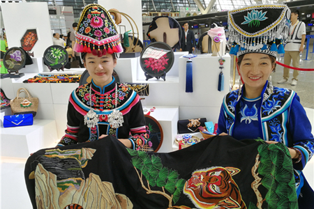 """E-commerce helps Yunnan products """"go global"""""""
