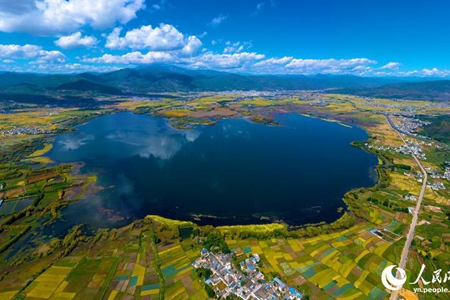 In pics: spectacular autumn sights across Yunnan