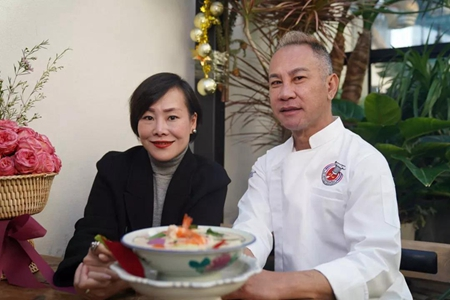 Yunnan ingredients incorporated into Thai dishes