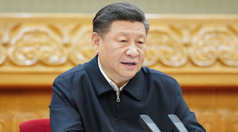 Xi stresses unremitting efforts in COVID-19 control, coordination on economic, social development