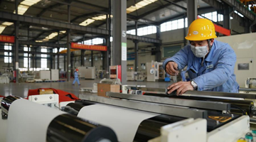 98.6% of major industrial companies in China resume operations