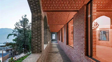 Coffee manor in Baoshan selected as top 10 building of China
