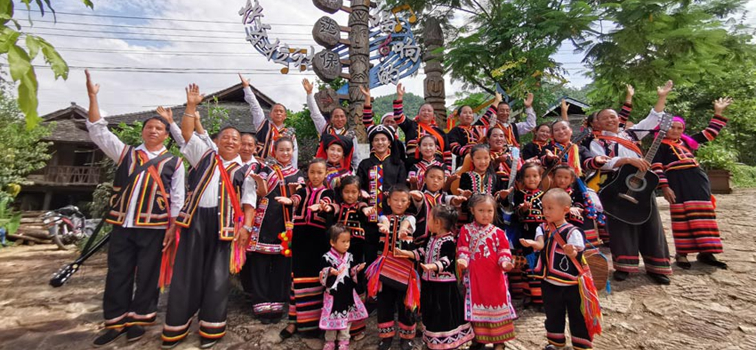 Lahu villagers blaze a path of sustainable development