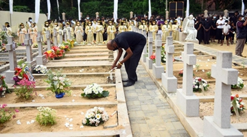 Sri Lanka commemorates 2nd anniversary of Easter bombings