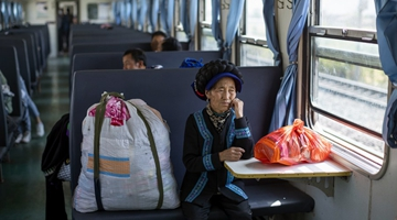 Slow trains bear witness to life changes in southwest China